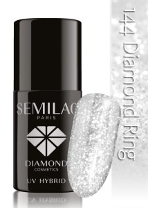 144 Semilac - Diamond ring 7 ml
