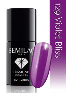 129 Semilac - Violet bliss 7 ml