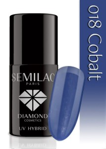 018 Semilac - Cobalt 7 ml