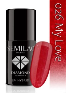 026 Semilac - My love 7 ml
