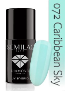 072 Semilac - Carribean sky 7 ml