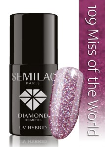 109 Semilac - Miss of the world 7 ml