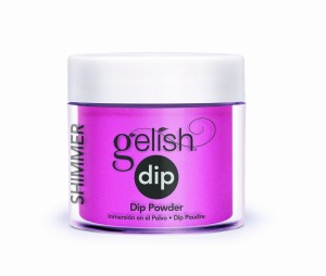 Gelish Dip 23 g - Amour color please