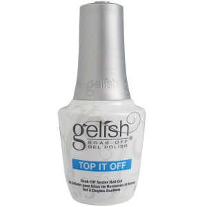 Gelish TOP IT OFF 15ml (top hybrydowy)