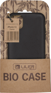 Liler Bio Etui do Iphone  XS, X czarny